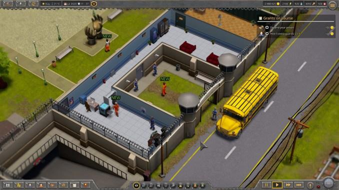Prison Tycoon: Under New Management screenshot 1