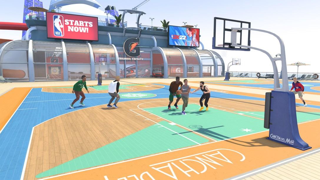 NBA 2K22  PREVIEW