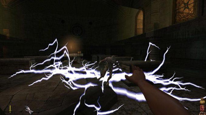 Arx Fatalis screenshot 2