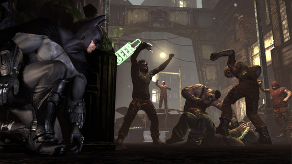 Batman: Arkham City Edición Game of the Year