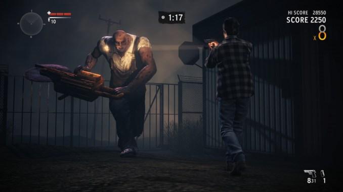 Alan Wake's American Nightmare screenshot 1