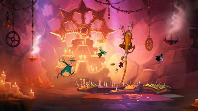 Rayman Origins screenshot 3