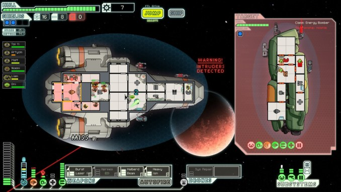FTL: Faster Than Light - Advance Edition screenshot 1