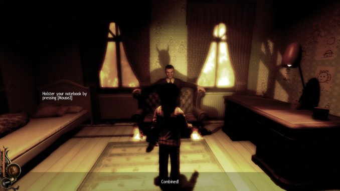 Lucius screenshot 2