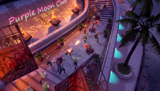 Dead Island: Epidemic - Purple Moon Club