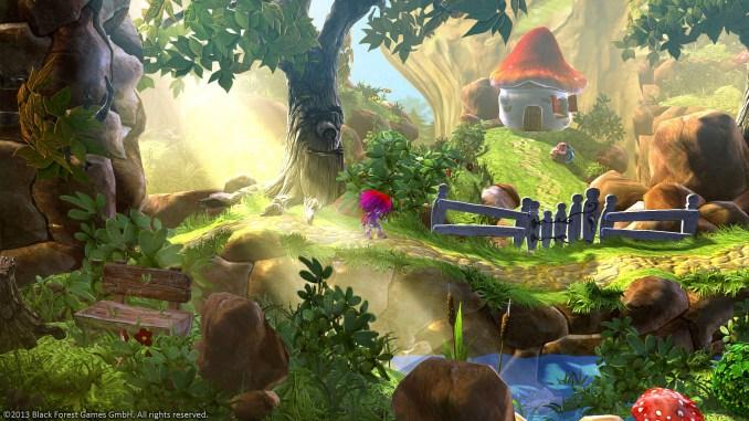 Giana Sisters: Twisted Dreams screenshot 2