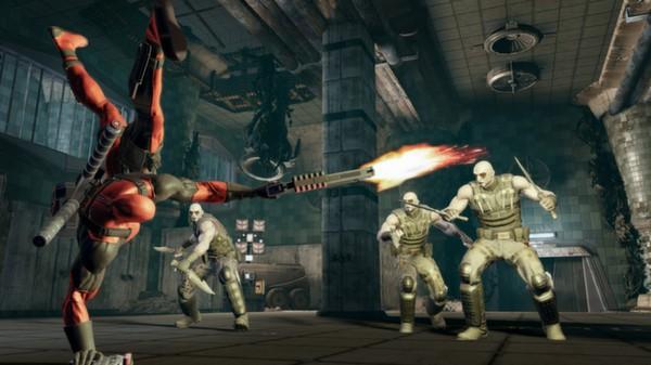 Deadpool PC Game-FLT