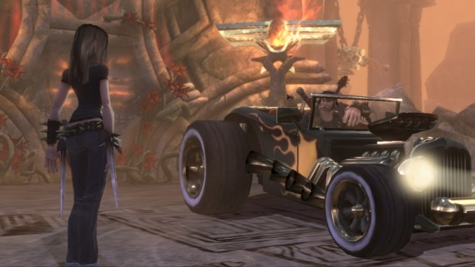 Brutal Legend screenshot 1