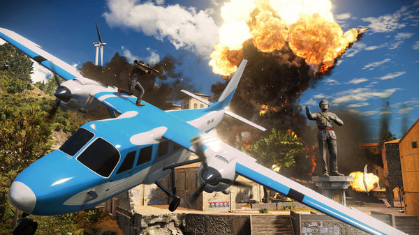 Just Cause 3 Update 27.07.2016 Plus 23 Trainer-LinGon