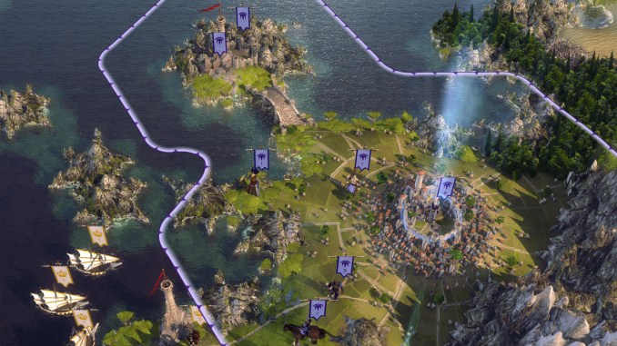 Age of Wonders 3: Deluxe Edition screenshot 1
