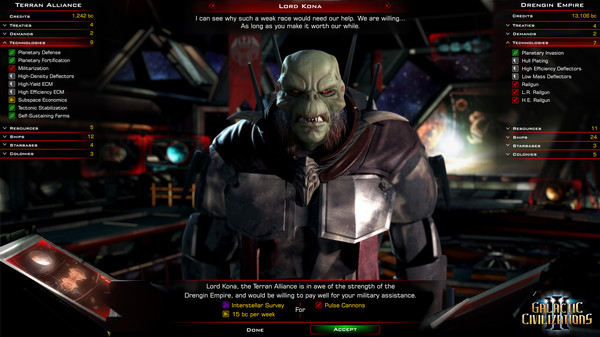 Galactic Civilizations III v1.0 PC Cracked 3DM Download