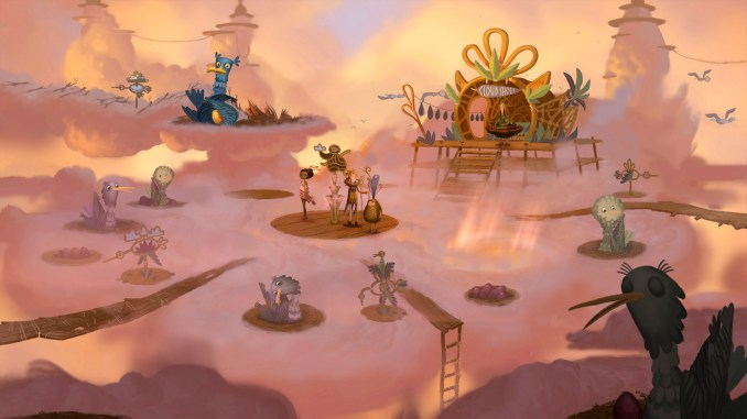 Broken Age: Complete screenshot 3