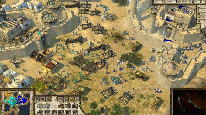 Stronghold Crusader 2 screenshot 2