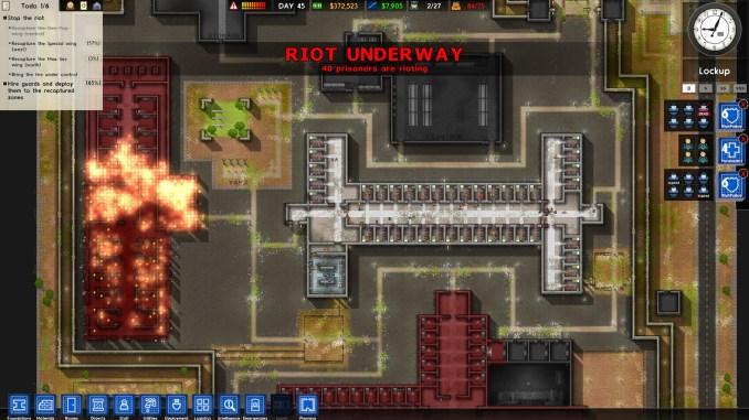 Prison Architect screenshot 1