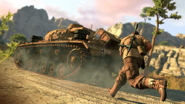 Juego Sniper Elite 3