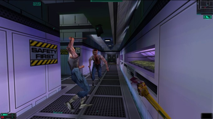 System Shock 2 screenshot 1