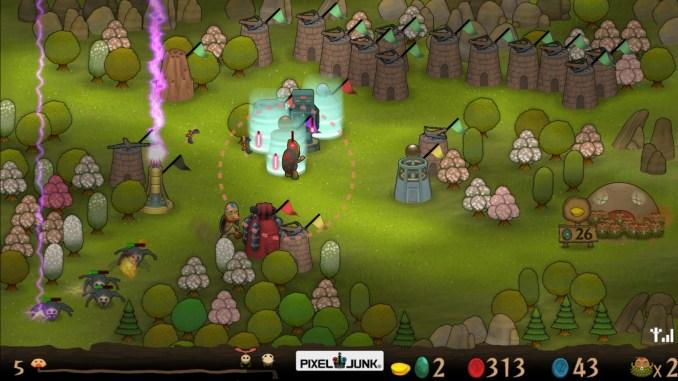 PixelJunk Monsters HD screenshot 2