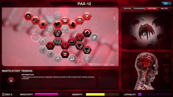 Plague Inc Evolved Shadow Plague-TiNYiSO