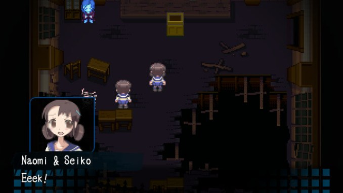 Corpse Party screenshot 3