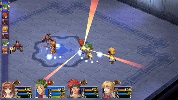 The Legend of Heroes: Trails in the Sky SC image 3