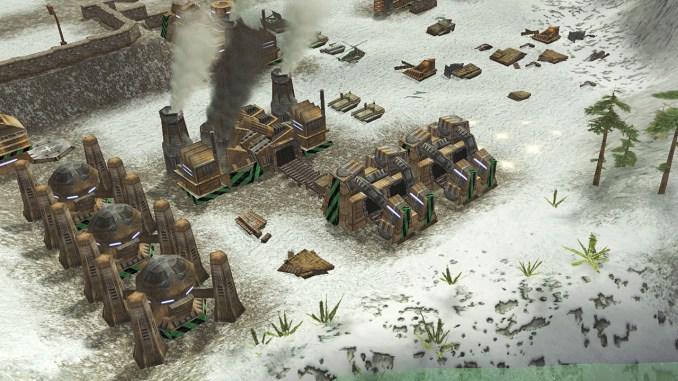 Earth 2150 Trilogy screenshot 1