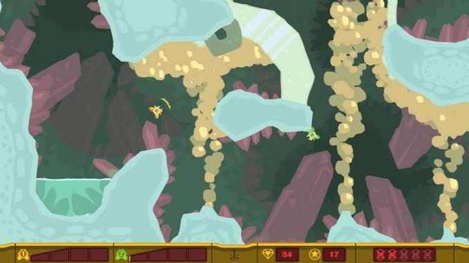 PixelJunk Shooter screenshot 2