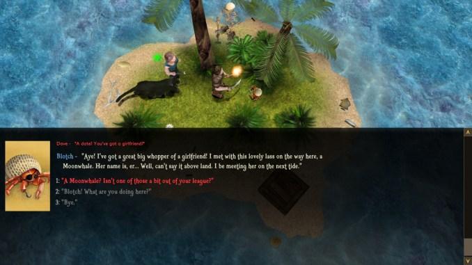 Driftmoon screenshot 1