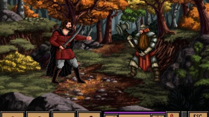 Quest for Infamy screenshot 2