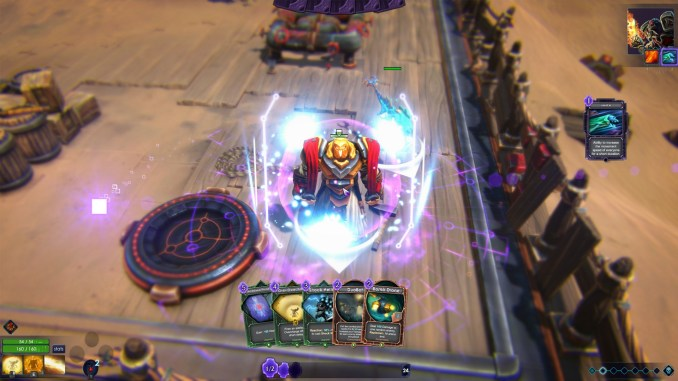 Forced Showdown screenshot 2