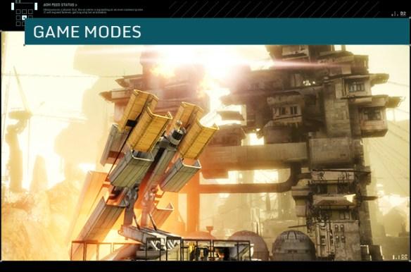 HAWKEN - Game Modes