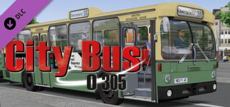 OMSI 2 - City Bus 0305 DLC (@ Steam)