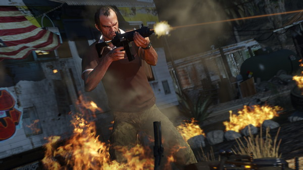 Grand Theft Auto V PC RePack RG Mechanics Update 1 Download