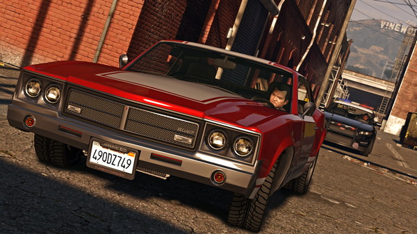 Grand Theft Auto V v1.0.877.1 Plus 24 Trainer-LinGon