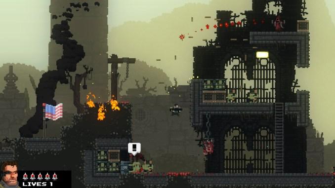 Broforce screenshot 3