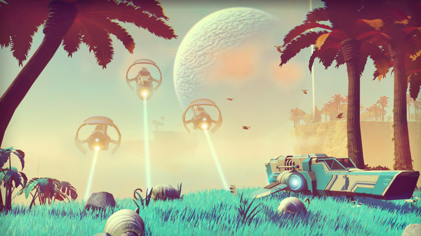 No Mans Sky v1.0-Update 19.08.2016 Plus 25 Trainer-FLiNG
