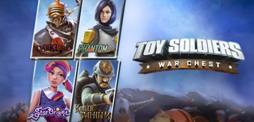 Toy Soldiers: War Chest Cover