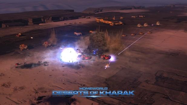 Homeworld: Deserts of Kharak image 1