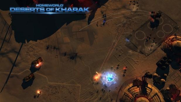 Homeworld: Deserts of Kharak image 3