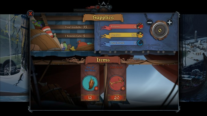 The Banner Saga 2 - Deluxe Edition screenshot 1