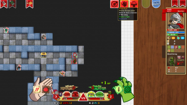 Paper Dungeons Free Download