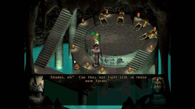 Sanitarium screenshot 3