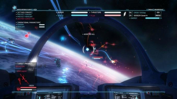Strike Suit Zero: Director's Cut screenshot 2