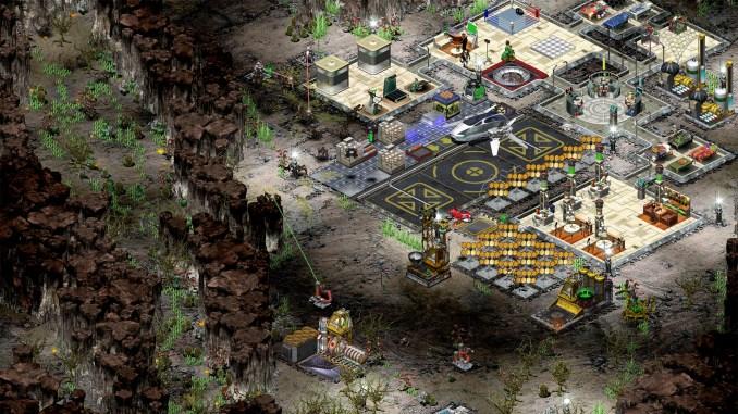 Space Colony HD screenshot 3