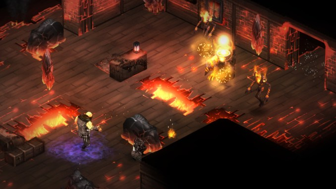 Shadowrun: Dragonfall - Director's Cut screenshot 1