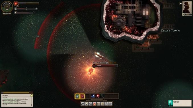 Sunless Sea screenshot 1