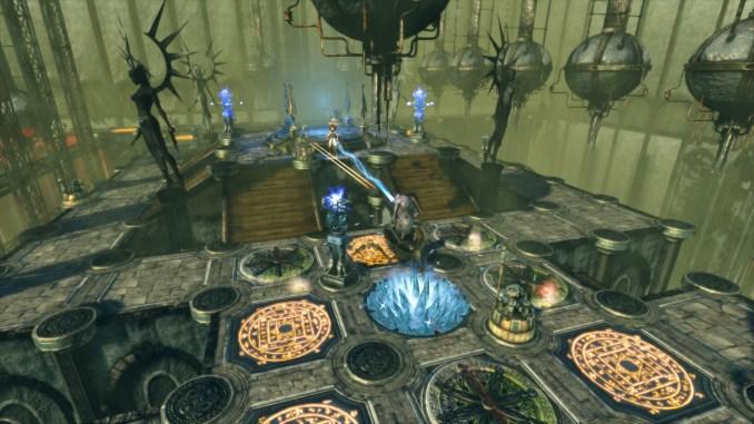 Deathtrap screenshot 1