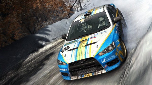 Dirt Rally PC Game v1.1 Reloaded +crackfix