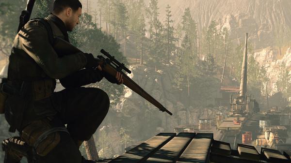 Sniper Elite 4 3DM Crack PC Free Download