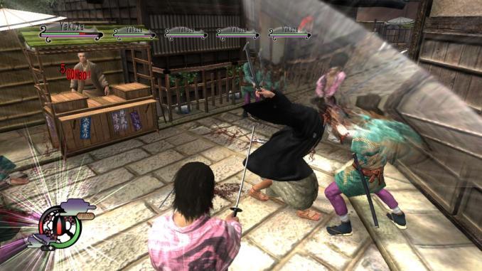 Way of the Samurai 4 screenshot 3