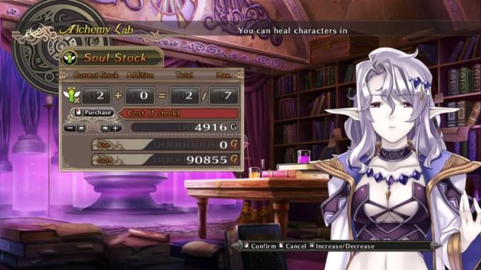 Agarest: Generations of War 2 screenshot 3